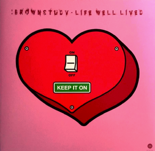 :Brownstudy ‎- Life Well Lived (LP) (NM/NM)